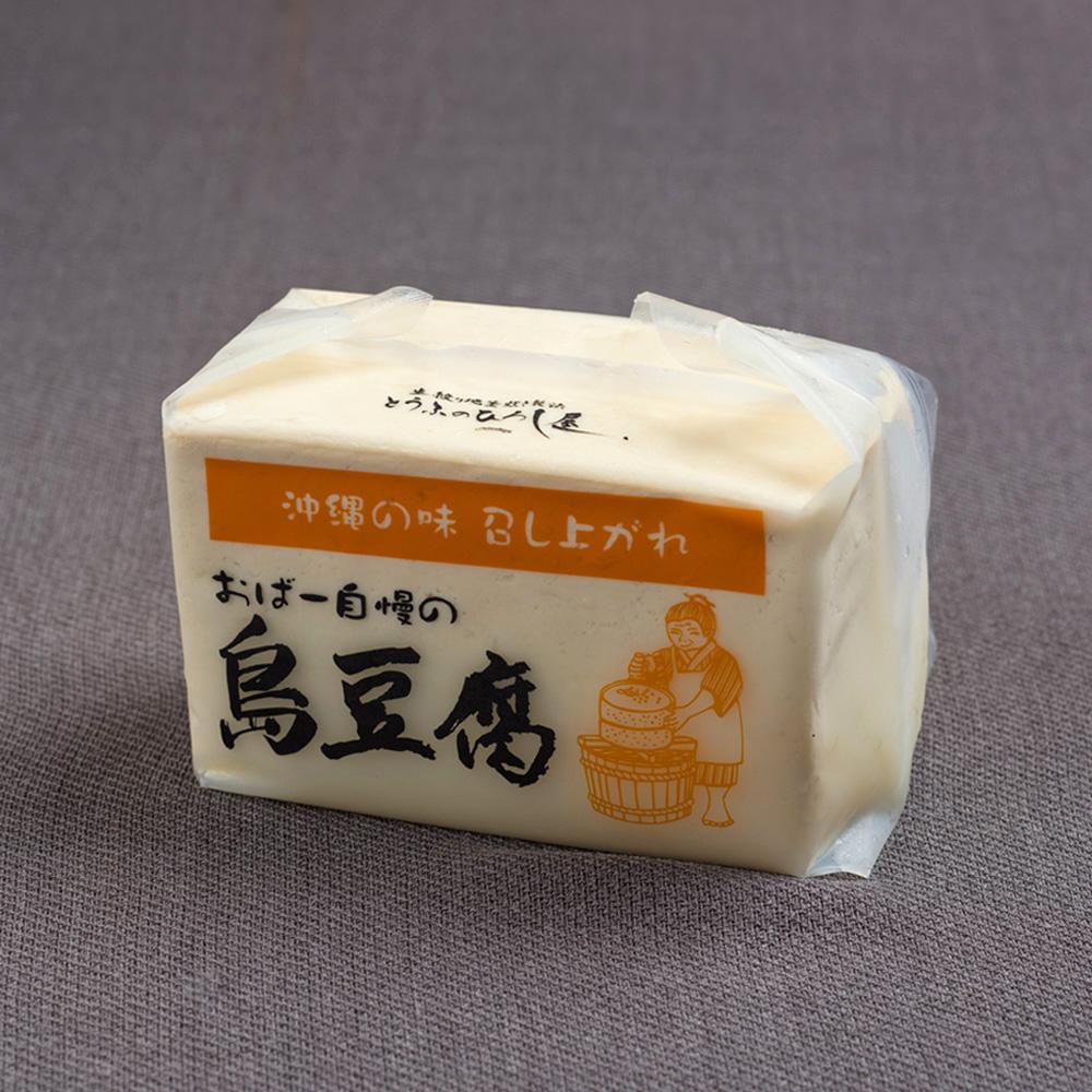 真空島豆腐500g