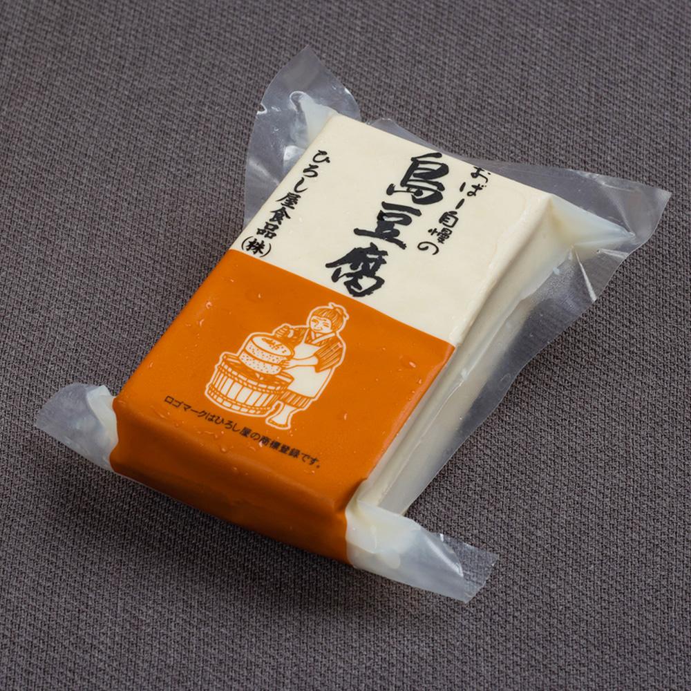 真空島豆腐250g